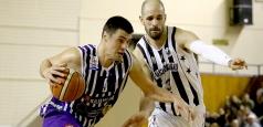 LNBM: Clujenii pierd al doilea meci consecutiv
