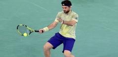 ATP: Mergea, eliminat în Tunis. Tecău, retragere la Monte Carlo