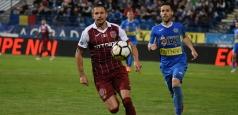 Liga 1: CFR nu profită