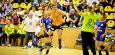 LNHF: CSM București câștigă restanța de la Rm. Vâlcea