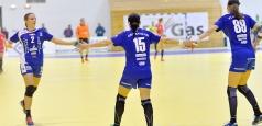 LNHF: SCM Craiova își conservă poziția pe podium