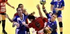 Cupa EHF: Înfrângere la 4 goluri în manșa tur