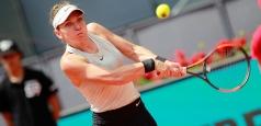 "WTA Madrid: N-a fost ""bagel"", a fost ""breadstick"""