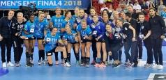 """EHF CL: Din nou bronz pentru """"tigroaice"""""""