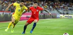 Meciul Chile - România se va juca la Graz