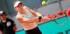 WTA Roma: Halep câștigă maratonul break-urilor
