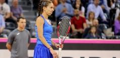 WTA Strasbourg: Buzărnescu iese la simplu, dar joacă finala de dublu cu Olaru