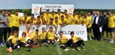 FC Viitorul este câștigătoarea Ligii Elitelor U17