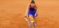 Roland Garros: Begu, revenire tardivă cu Garcia