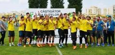 FC Viitorul a câștigat Liga Elitelor U19