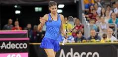 Roland Garros: Cîrstea, eliminată în optimile probei de dublu