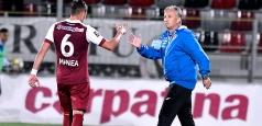 CFR Cluj se desparte de Dan Petrescu