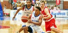 LNBM: Steaua învinge în meciul 2 al finalei mari
