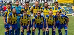 Dunărea Călărași a început pregătirea primului sezon de Liga 1