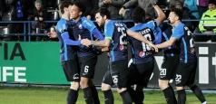 Meci amical: FC Viitorul - Zimbru Chișinău 5-0