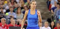 WTA Birmingham: Iarba îi priește de minune Mihaelei Buzărnescu