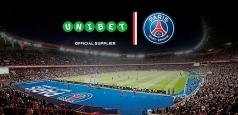 Unibet devine partener oficial de pariuri al Paris Saint-Germain