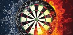 Trofeele Campionatului Național de Darts se decid la Cluj-Napoca
