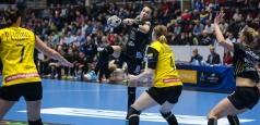 EHF CL: Misiuni dificile pentru reprezentantele noastre