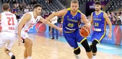 FIBA World Cup 2019 Qualifiers: România a fost învinsă de Croația