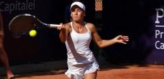 BRD Bucharest Open: Bara, a opta româncă pe tabloul principal