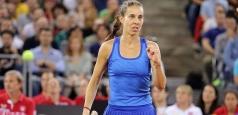 BRD Bucharest Open: Din nou victorioasă, din nou sub tensiune