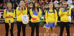 Fed Cup: Jucăm cu Cehia în deplasare