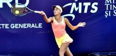 WTA Moscova: Bara avansează și la dublu