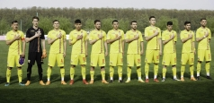 Tricolorii U19 pregătesc meciurile cu Israel la Mogoșoaia