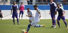 Liga 2: Grigoraș, patru goluri la Ovidiu