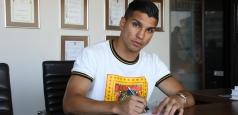 Paraguayanul Meza Colli a semnat cu Universitatea Craiova