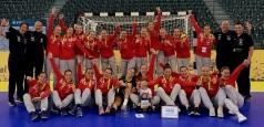 CM U18: Victorie cu emoții la debut