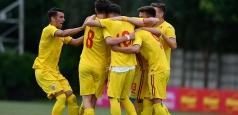 Victorie cu 2-1 pentru tricolorii U19 împotriva Israelului