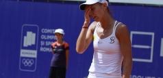 WTA Montreal: Buzărnescu abandonează după o accidentare