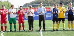 FRF a inaugurat primul teren pentru nevăzători din România