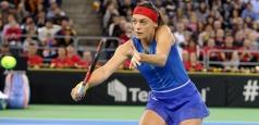 WTA New Haven: Două victorii și o înfrângere pentru românce