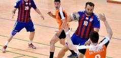 Steaua a încheiat pe podium turneul de la Doboj