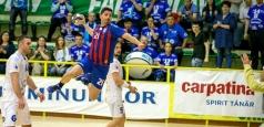 Steaua joacă în Sala Polivalentă în SEHA League