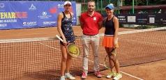 """Andreea Mitu, învinsă la """"Cupa Centenarului"""" de Ioana Gașpar, revenită în circuit după ce a lipsit 6 ani"""