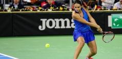 WTA New Haven: Olaru pierde în sferturi