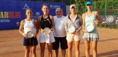 """Cristina Adamescu și Andreea Ghitescu au pierdut finala de dublu la """"Cupa Centenarului"""""""