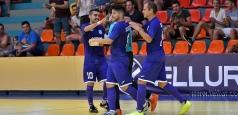 Informatica Timișoara debutează în UEFA Champions League