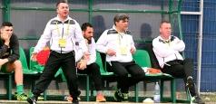 Doi foşti internaţionali au fost numiţi antrenori principali în Liga 2