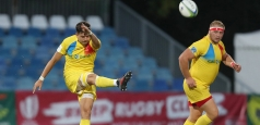 Stejăreii au pierdut partida cu Samoa la World Rugby U20 Trophy