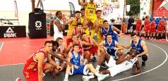 România a ocupat locul 4 la FIBA 3x3 U18 Europe Cup 2018