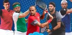 Echipa de Cupa Davis a României pentru meciul cu Polonia