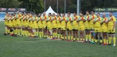 Primul XV pentru meciul cu Hong-Kong de la World Rugby U20 Trophy