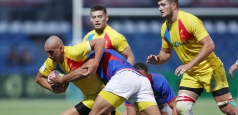 Stejăreii au pierdut și a treia partida la World Rugby U20 Trophy