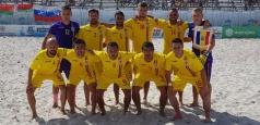 Fotbal pe plajă: România ratează promovarea în Divizia A