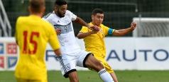 România U19 a învins Cipru în al doilea meci amical